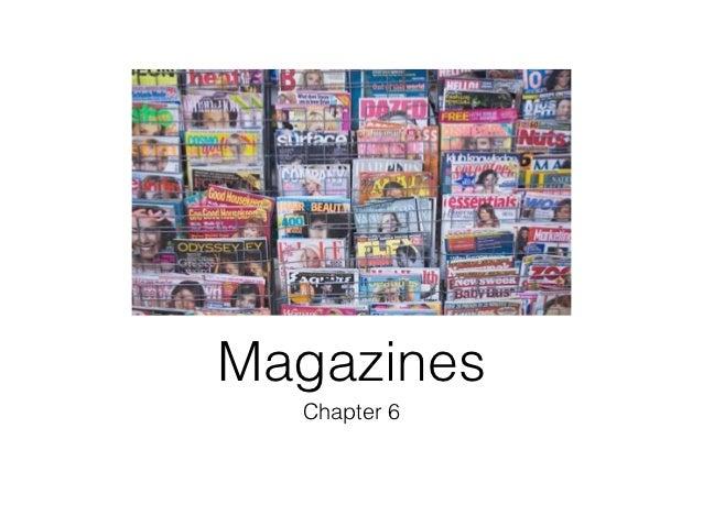 Magazines  Chapter 6