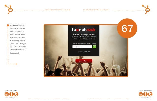 101 examples of effective calls to action ebook by hubspot hubspot 78 fandeluxe Image collections