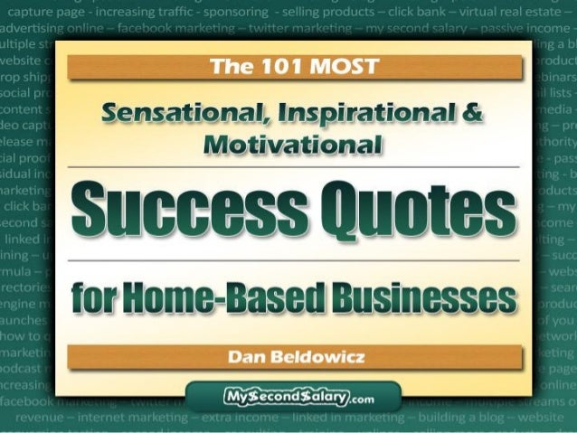 Who is Dan Beldowicz…I am a Husband, Dad of 4, Internet MarketingConsultant, Speaker and Author… I have been buildingpassi...