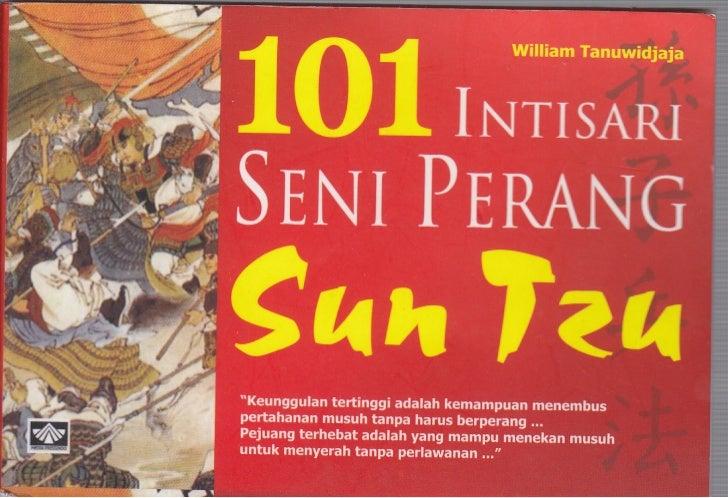 101Intisari Seni Perang   SUN TZU