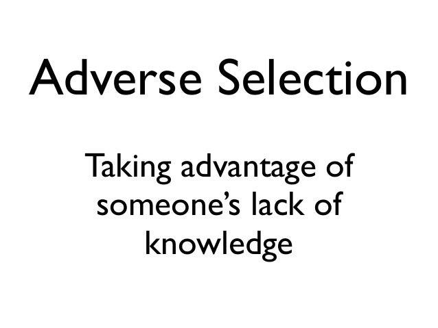 101 lecture 22 Information and Behavior Economics