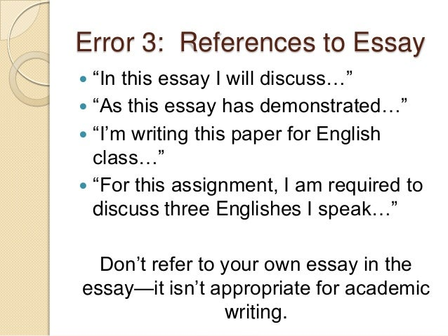 write a three paragraph narrative essay on a formative experience from your past Essays - largest database of quality sample essays and research papers on my writing experience.
