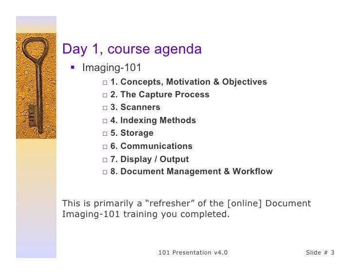 101 Presentation Sample Slide 3