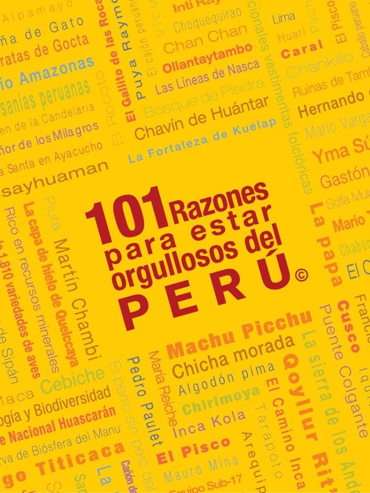 Este libro está dedicado a todos aquellos que nos inspiraron dándonos a conocer sus razones para sentir orgullo por este m...