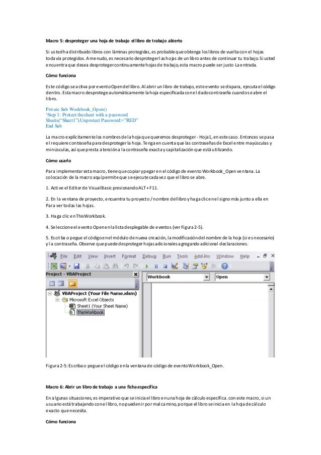 101 ready to use excel macros pdf