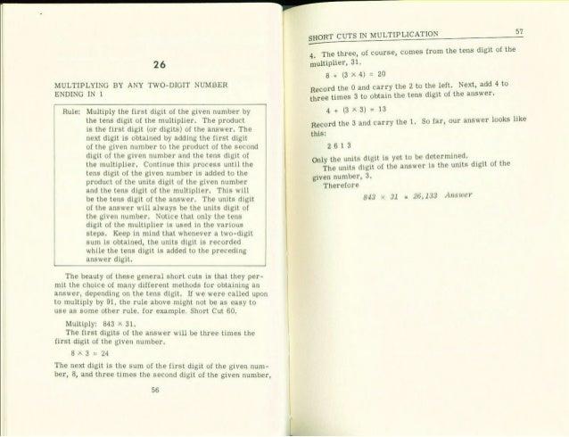 101 shortcuts in maths pdf