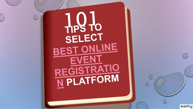 Online event registration is now the most important part of event marketing and choosing the best platform for registering...