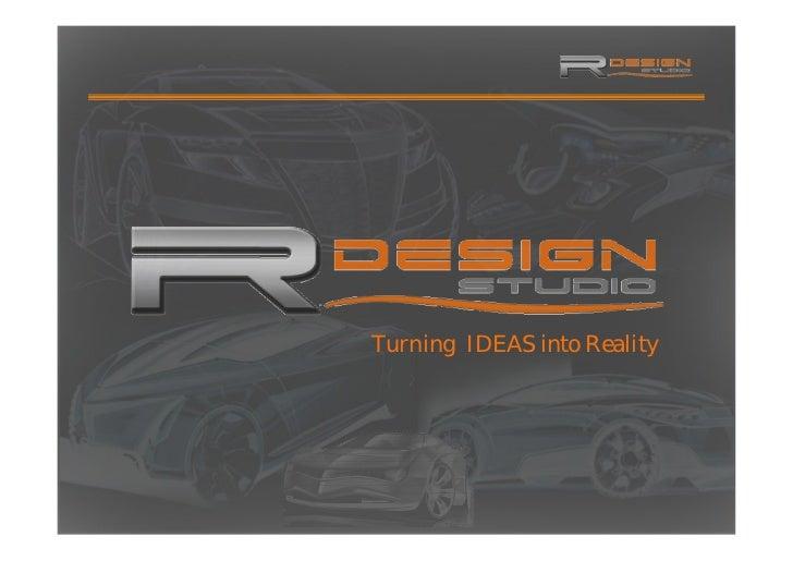 Turning IDEAS into Reality