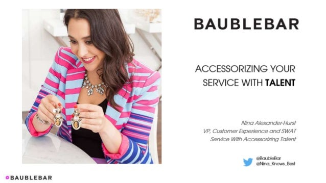 Service With Accessorizing Talent SWAT Stylists