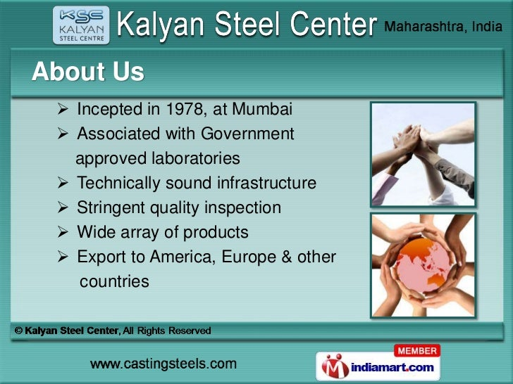 About Us  Incepted in 1978, at Mumbai  Associated with Government   approved laboratories  Technically sound infrastruc...