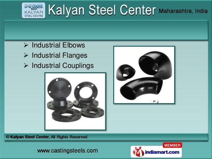  Industrial Elbows Industrial Flanges Industrial Couplings