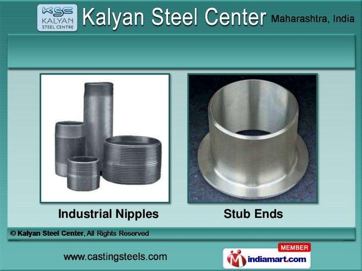 Industrial Nipples   Stub Ends