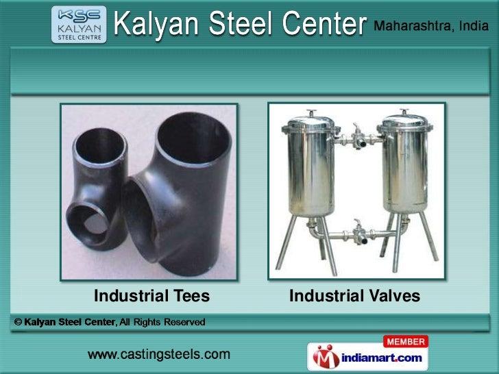 Industrial Tees   Industrial Valves
