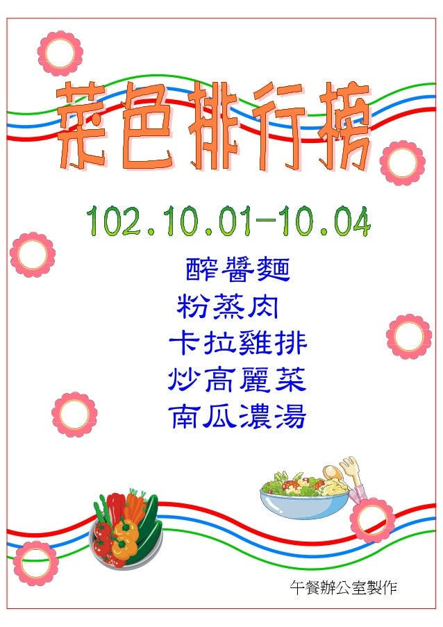 醡醬麵 粉蒸肉 卡拉雞排 炒高麗菜 南瓜濃湯  午餐辦公室製作
