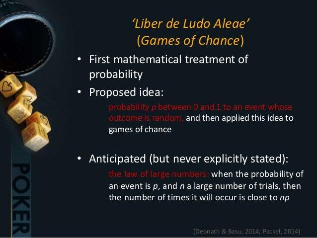 Probability and gambling history casino greenvalleyranch