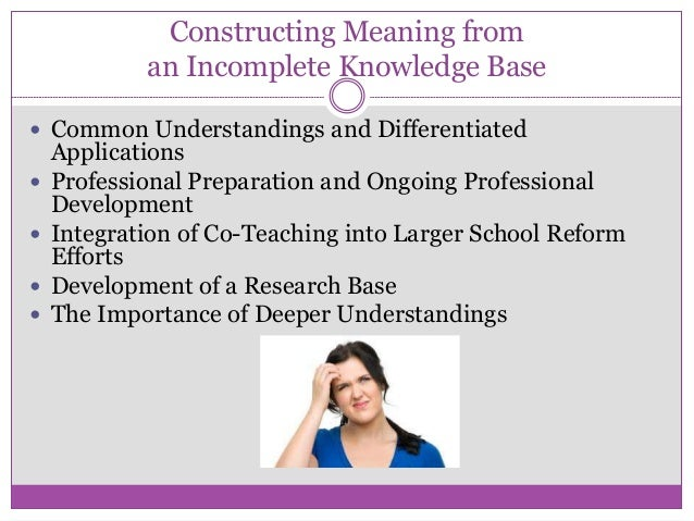 Collaborative Teaching Meaning ~ Collaborative teaching