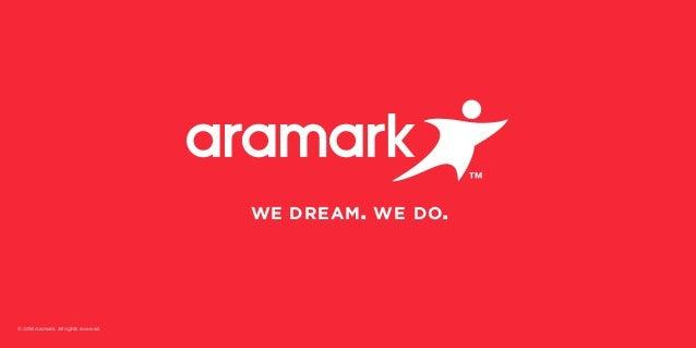 aramark campus recruiting e