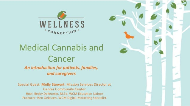 Delivery Methods and Dosing: Making the most of your medicine Medical Cannabis and Cancer Special Guest: Molly Stewart, Mi...