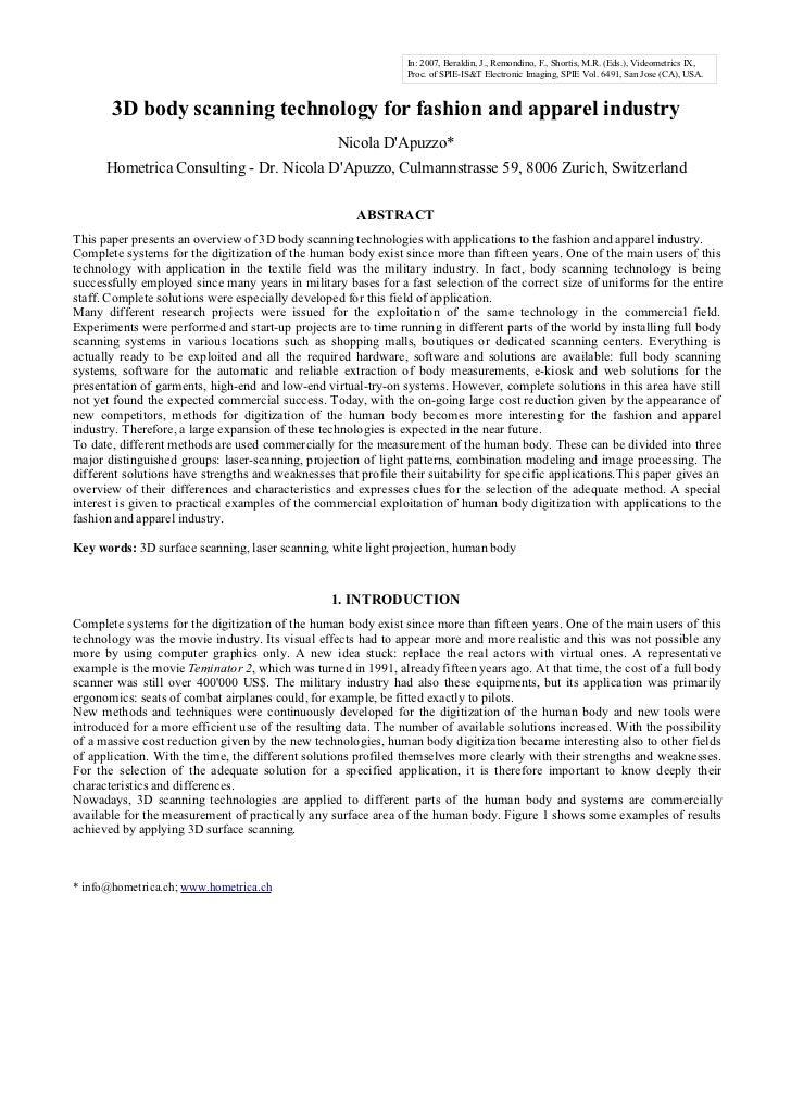 In: 2007, Beraldin, J., Remondino, F., Shortis, M.R. (Eds.), Videometrics IX,                                             ...