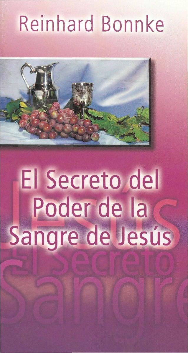 Reinhard Bonnke El Secreto del Poder de la Sangre de Jesús