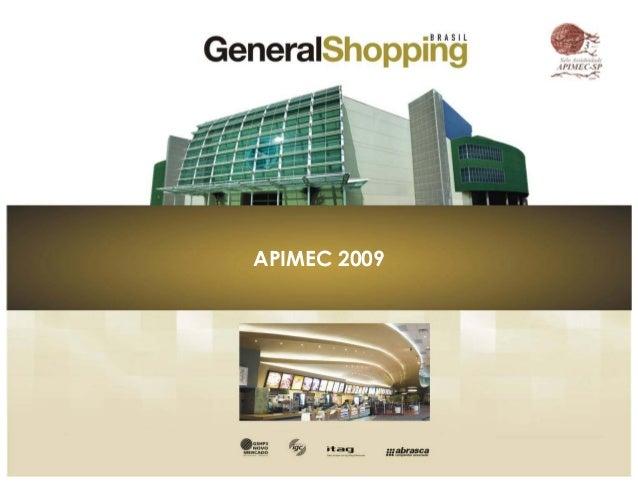 APIMEC 2009