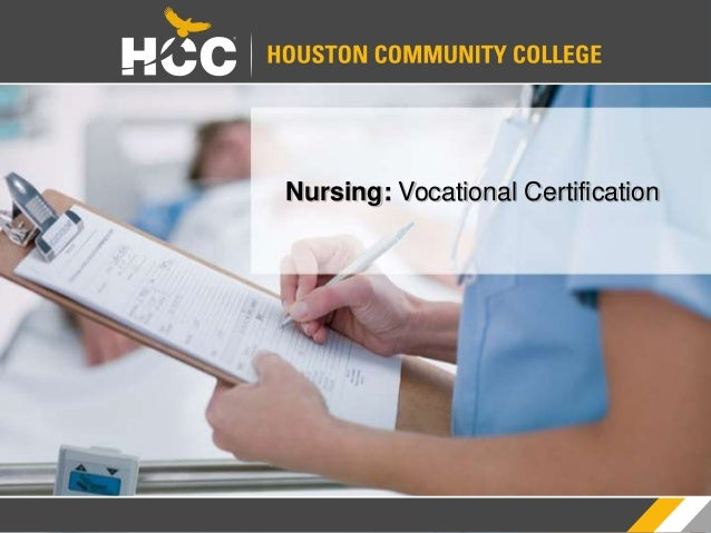 Houston Community College: LVN Orientation
