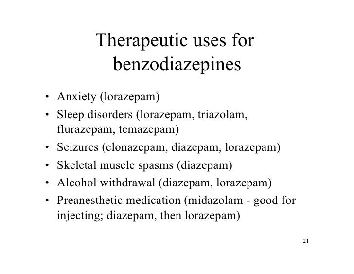 10 27 08(c): Antianxiety Medications