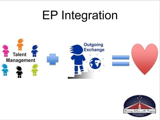 EP Integration