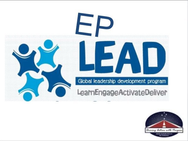 Objectives • Generate an EP engagement prior-during-after exchange experience • Co-delivery strategy to improve the qualit...