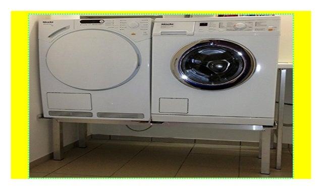 Bevorzugt Waschmaschinen Untergestell Mara 2 High/Extra Hoch/Verstärkte Alumin… KV71