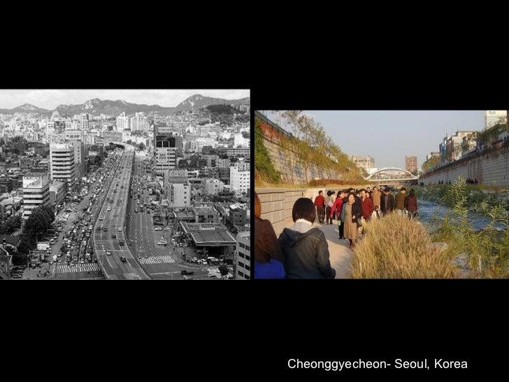 Cheonggyecheon- Seoul, Korea