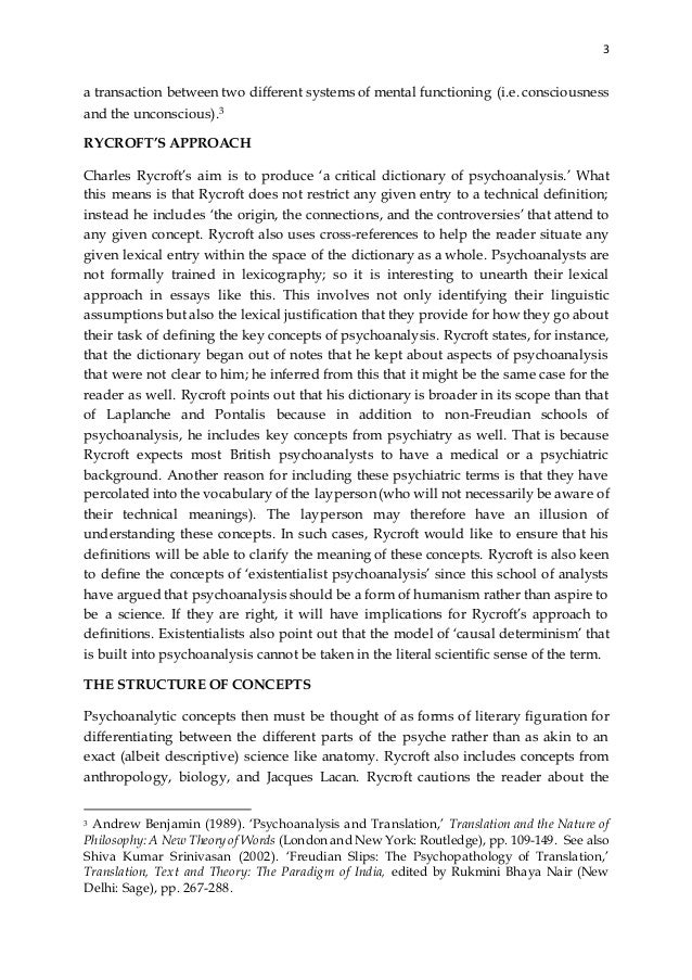 key concepts in psychoanalysis a lexical essay 3