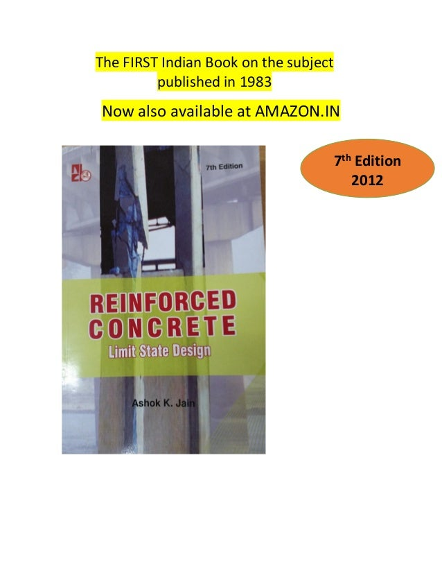 Limit State Design Of Reinforced Concrete Pdf