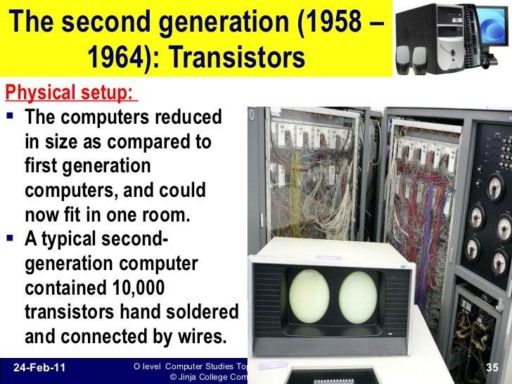 Evolution Of Computers Pdf