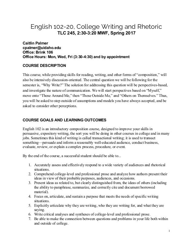 english 102 final essay Assignments english 102  april 25, you must fill out final portfolio essay select forms for each of the five essays you have written this semester 28.
