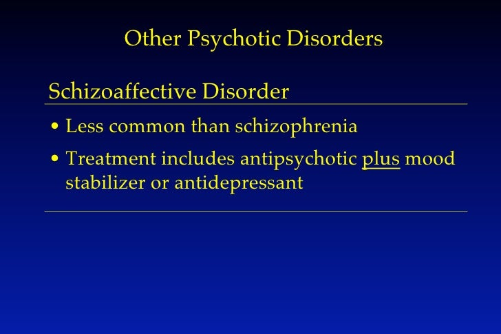 The Nature Of Psychosis