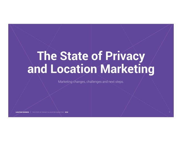 Who are we? Goal: To improve business outcomes of location marketing by increasing the level of transparency and insight o...
