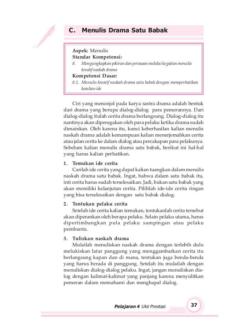 Bahasa Indonesia Smp 8