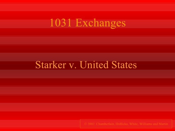 1031 Exchanges In Georgia