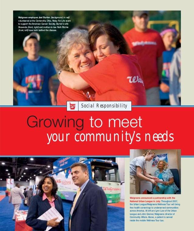b3fb992bb 11. Social Responsibility Walgreens ...