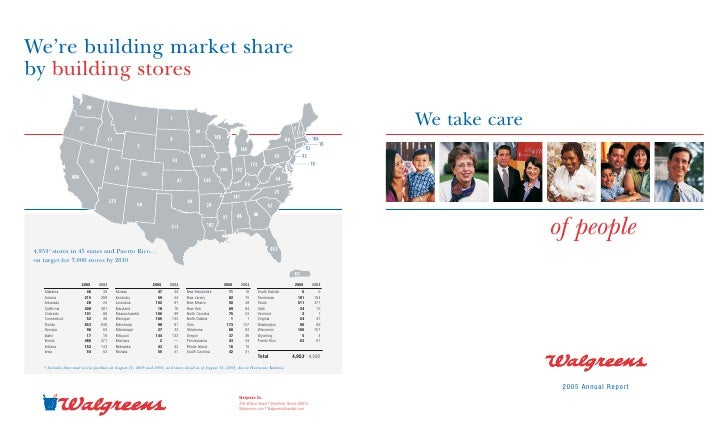 We take care                    of people                     2005 Annual Report