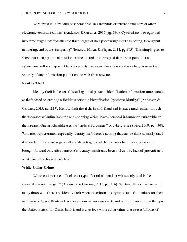 cybercrime research paper 5