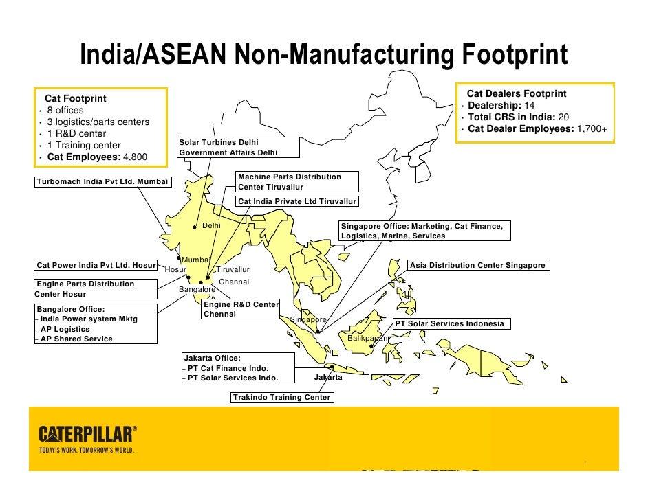 caterpillar CLSA Asia Investors' Forum