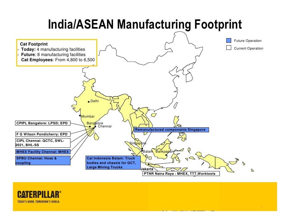Caterpillar Clsa Asia Investors Forum