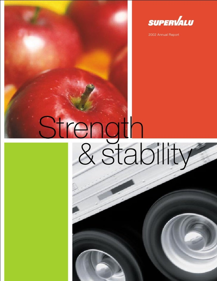2002 Annual Report     Strength    & stability