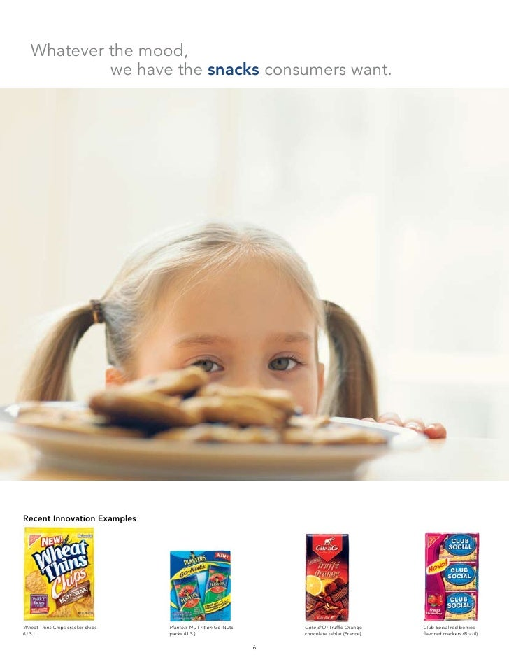 kraft annual report Kraft foods inc 2004 annual report helping people around the world eat and  live better.