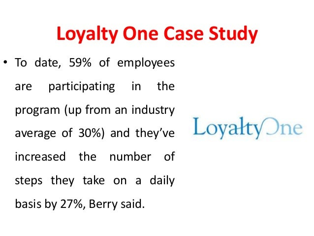 employee brand engagement case studies Get inspiration from terryberry's case studies learn more about our employee recognition programs today financial organizations that implement the 360 recognition platform for employee recognition experience an average engagement of 77% download case study.