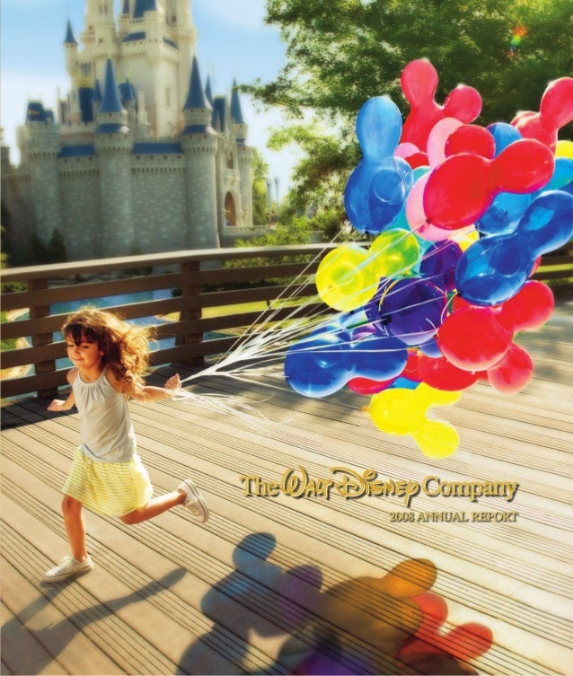 Incredible Walt Disney 2008 Annual Report Download Free Architecture Designs Scobabritishbridgeorg