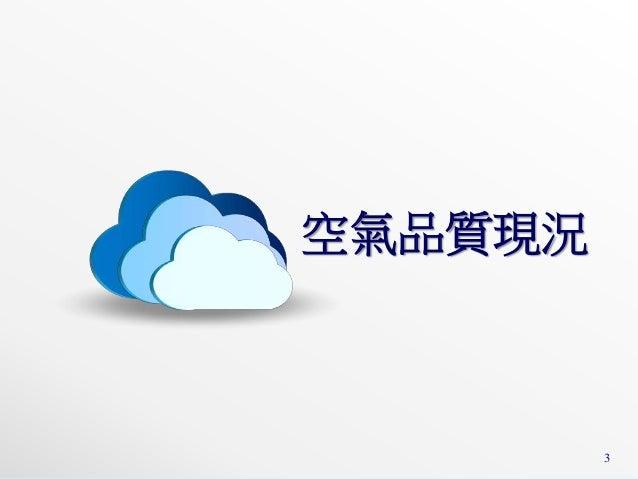 空氣品質現況 3