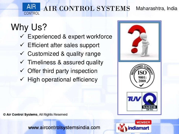 Maharashtra, IndiaWhy Us?    Experienced & expert workforce    Efficient after sales support    Customized & quality ra...